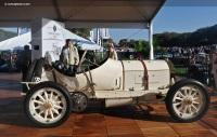 1908 Mercedes-Benz 150 HP Grand-Prix image.