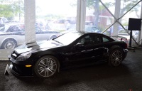 2009 Mercedes-Benz SL 65 AMG Black Series image.