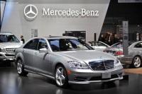 2011 Mercedes-Benz S-Class image.