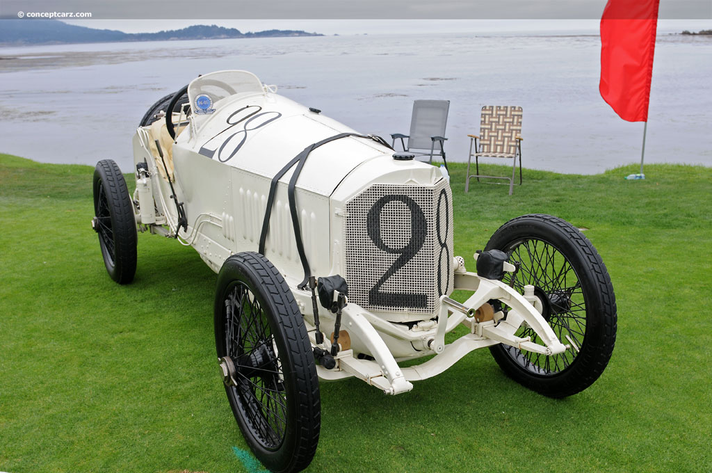 1914 mercedes benz 115hp at the 61st pebble beach concours d 39 elegance. Black Bedroom Furniture Sets. Home Design Ideas