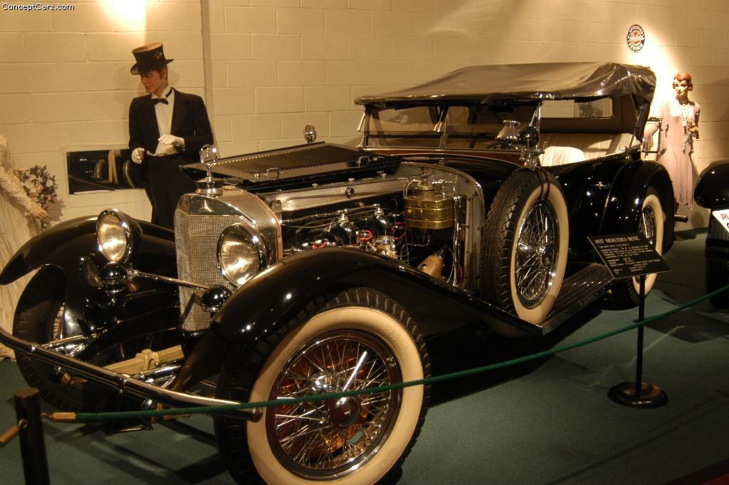 1927 mercedes benz model s image for Mercedes benz model s