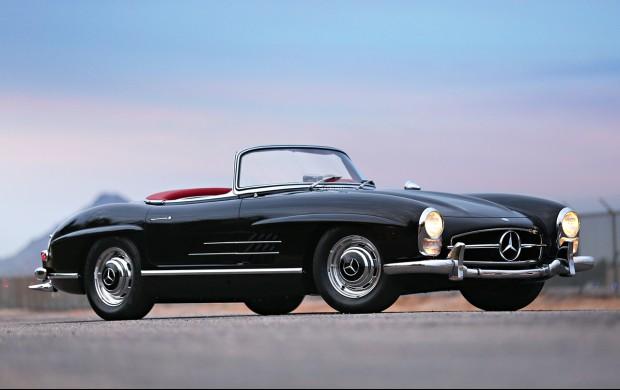 1959 mercedes benz 300sl for Mercedes benz 300sl price