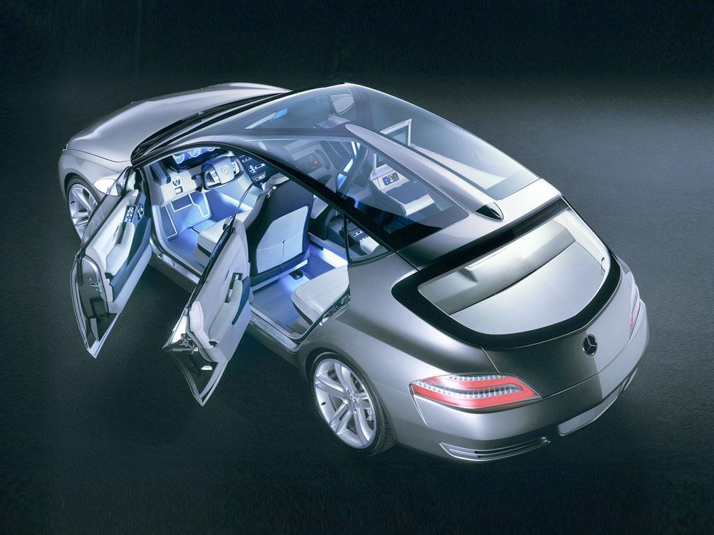 Past and future supercars conceptcarz mercedes benz f500 mind concept vanachro Images