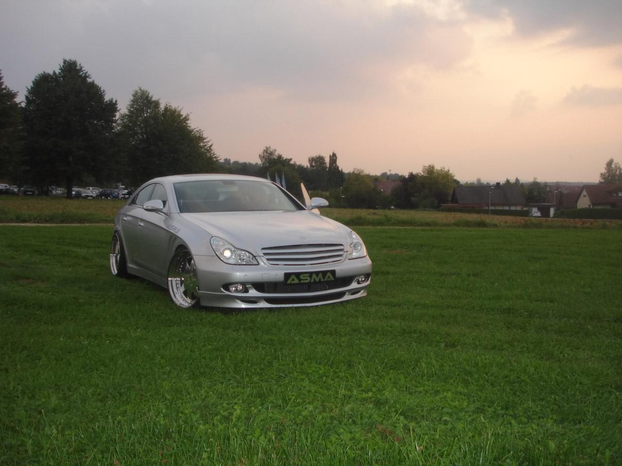 Mercedes Cls 2005 2005 Mercedes Benz Cls 500