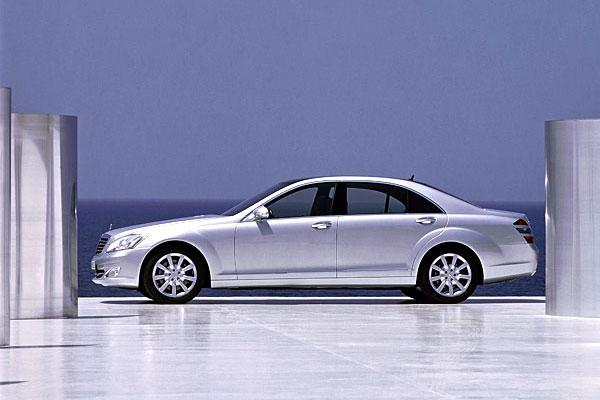 2006 mercedes benz s class pictures history value research news. Black Bedroom Furniture Sets. Home Design Ideas