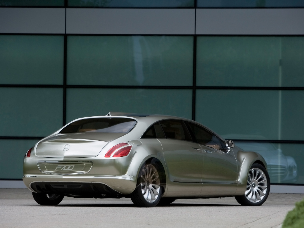 2007 mercedes benz f 700 concept photo for Mercedes benz f