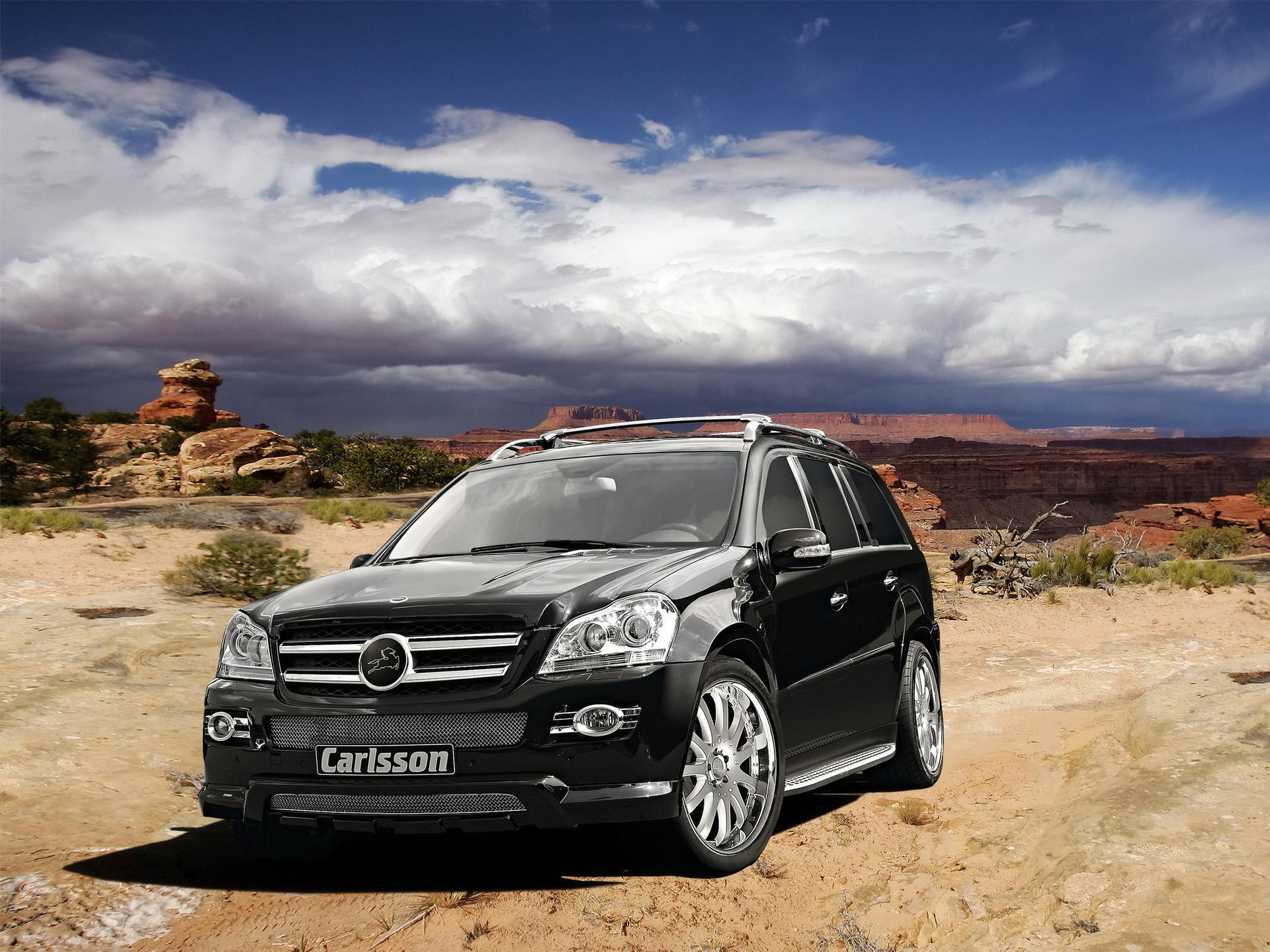 2008 carlsson gl class for 2008 mercedes benz gl550 specs