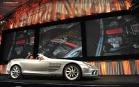2008 Mercedes-Benz SLR McLaren Roadster image.