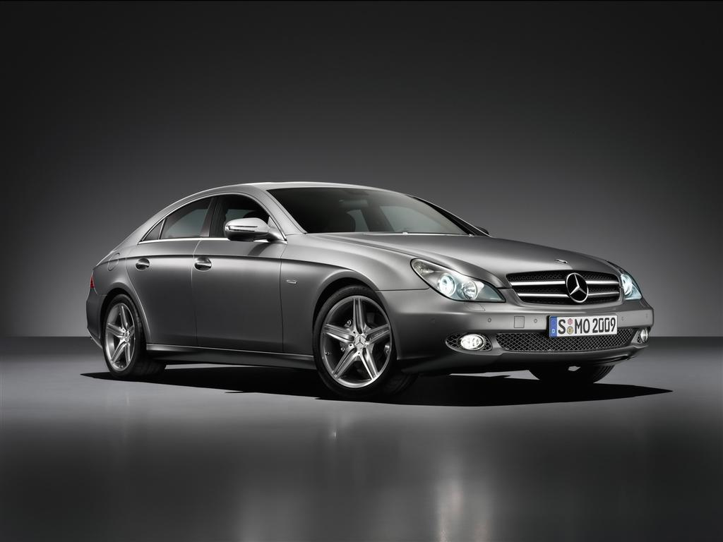 The new cls grand edition special edition model sees mercedes benz