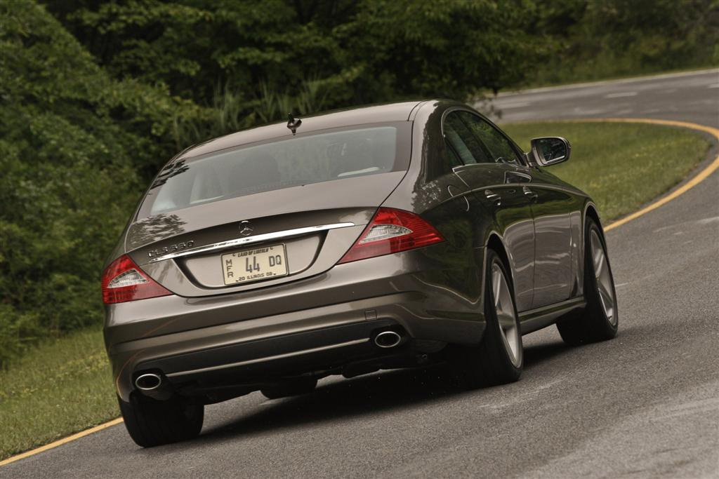2009 mercedes benz cls class for Mercedes benz cls 2009