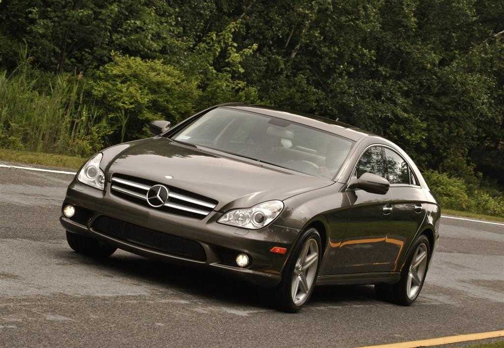 Image gallery 2009 cls for 2009 mercedes benz cls 500