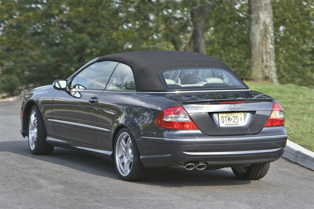 Auction results and data for 2009 mercedes benz clk class for Mercedes benz clk 450