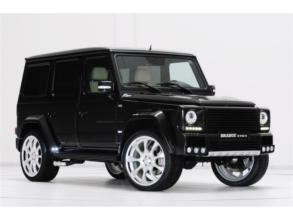 2010 brabus g class v12 s for Mercedes benz g wagon v12