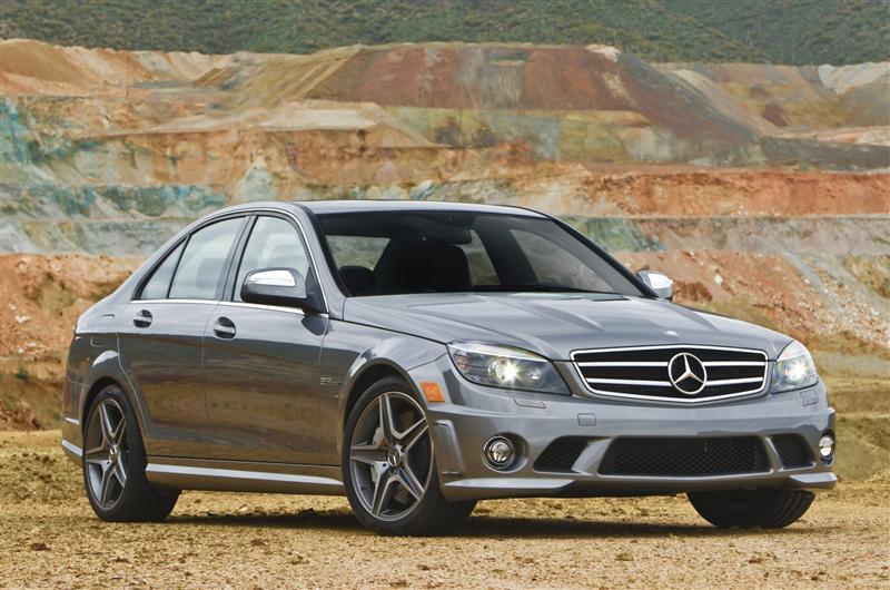 2008 Mercedes-Benz C 63 AMG thumbnail image