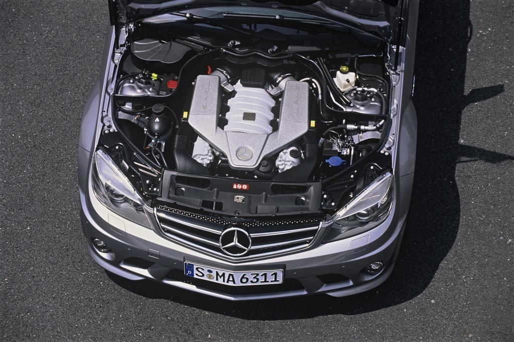 2010 mercedes benz c class for Mercedes benz c class engine