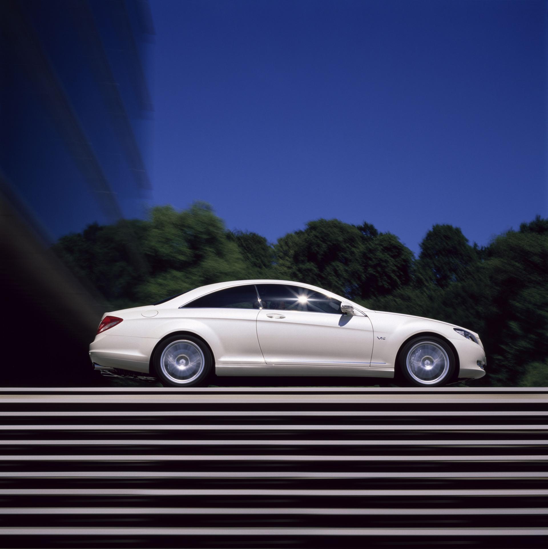 2010 mercedes benz cl class for Mercedes benz cl coupe