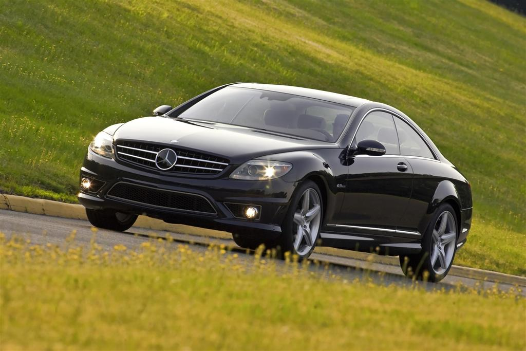 2010 mercedes benz cl class for Types of mercedes benz cars