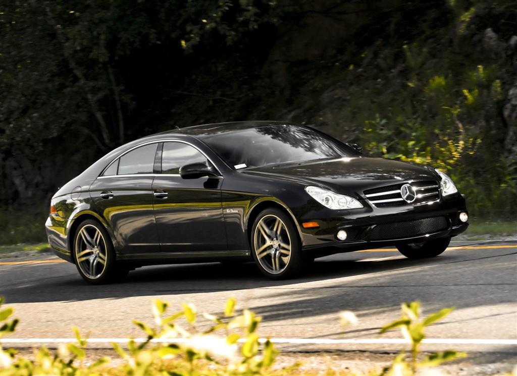 2010 Mercedes-Benz CLS Class (CLS550, CLS63 AMG, CLS-Class, 320 CDI ...
