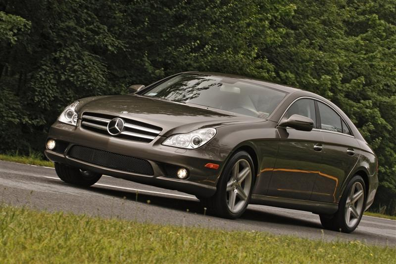 2010 mercedes benz cls class image for Mercedes benz cls 2010