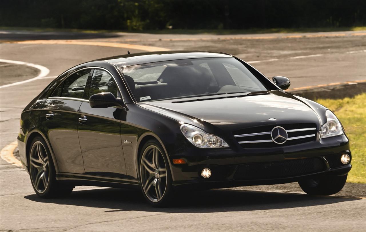 Mercedes Cls 2010 2010 Mercedes Benz Cls Class