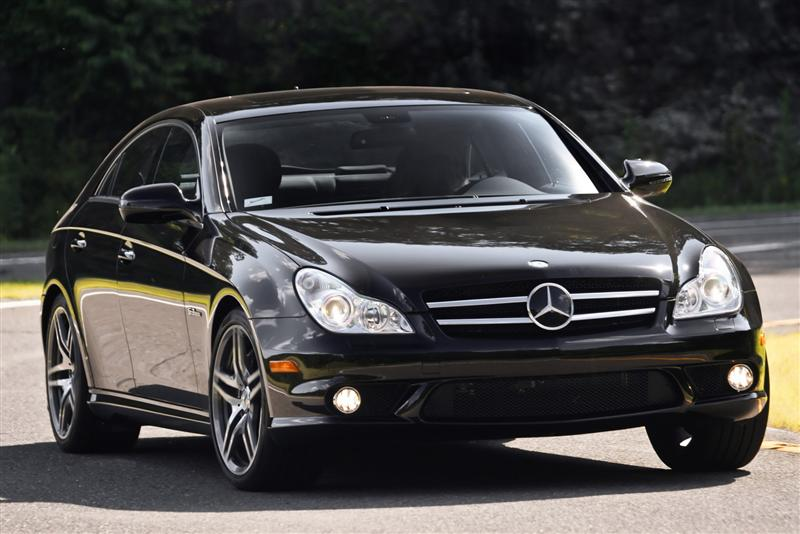 2010 Mercedes Benz Cls Class Image