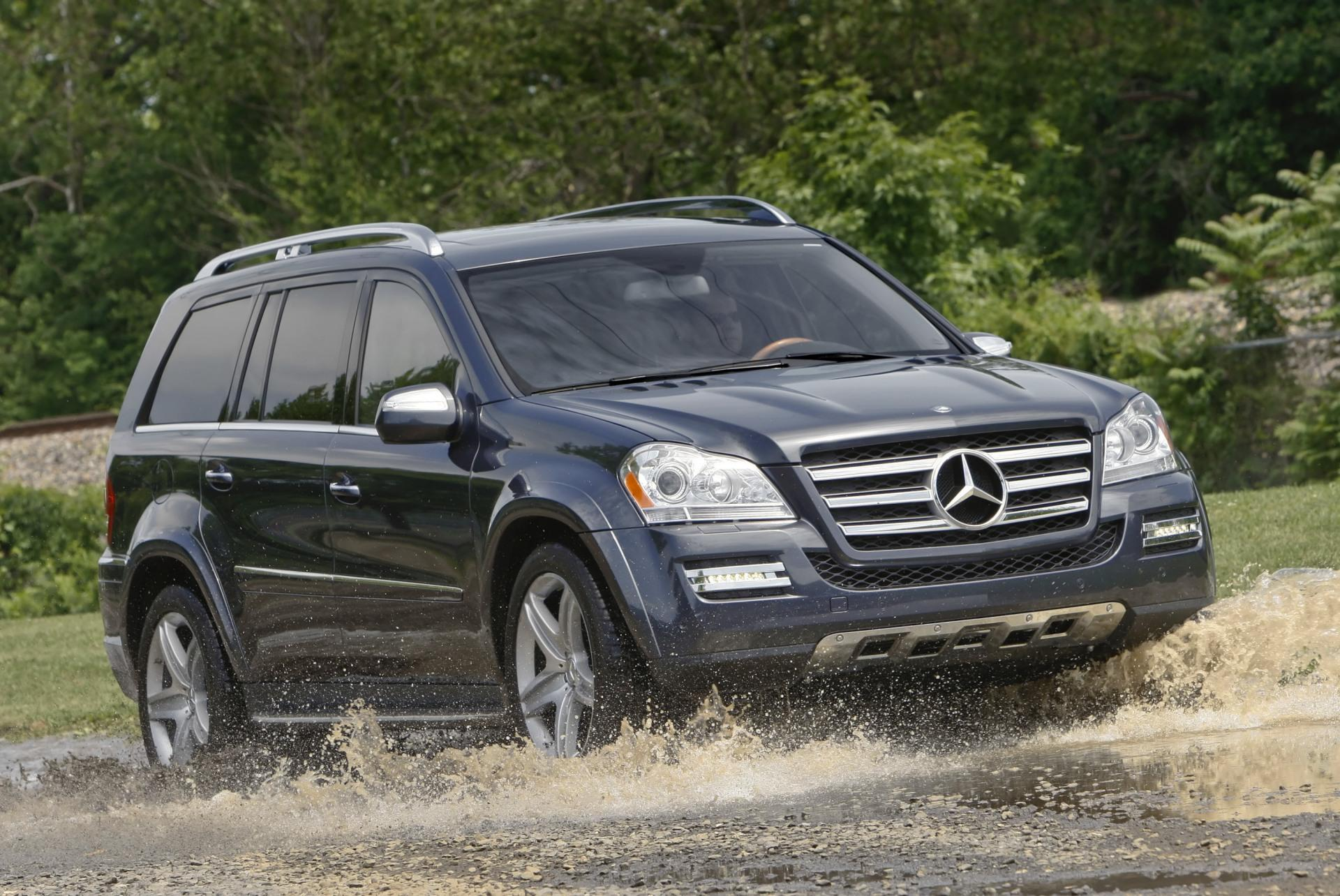 2010 mercedes benz gl class for Gl mercedes benz