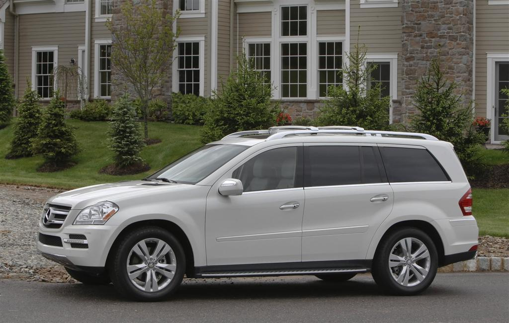 2010 mercedes benz gl class for 2007 mercedes benz suv