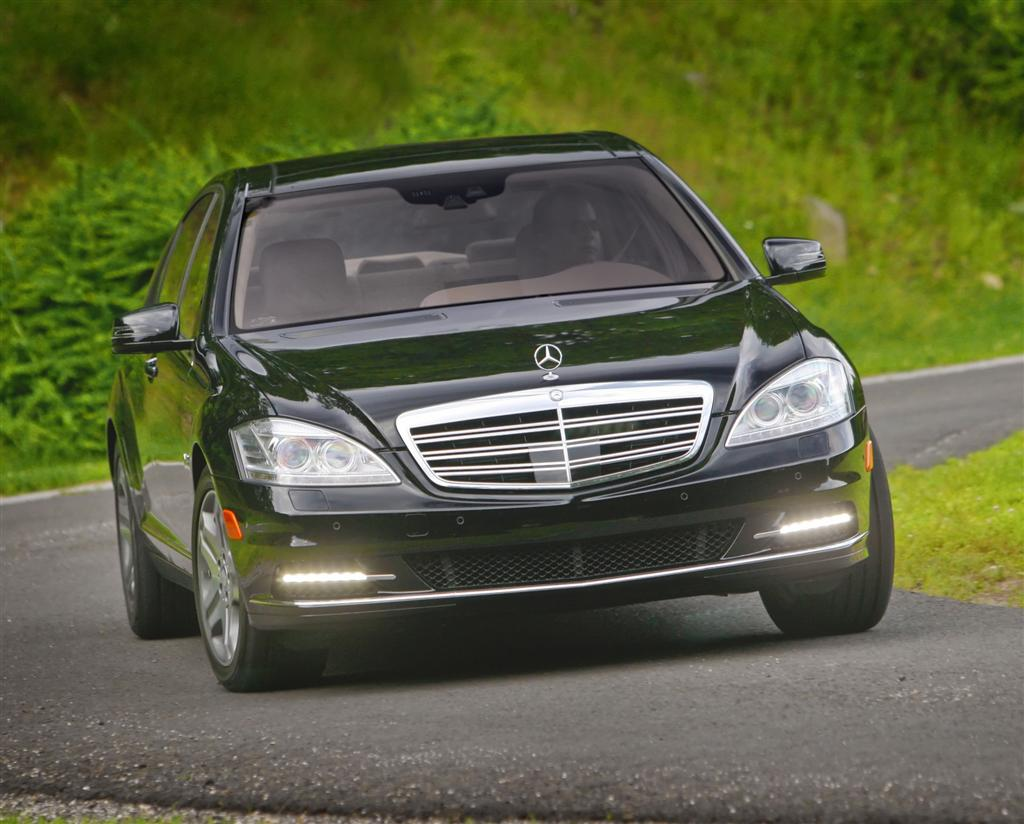 The mercedes benz s class automobile comfort of the highest standard