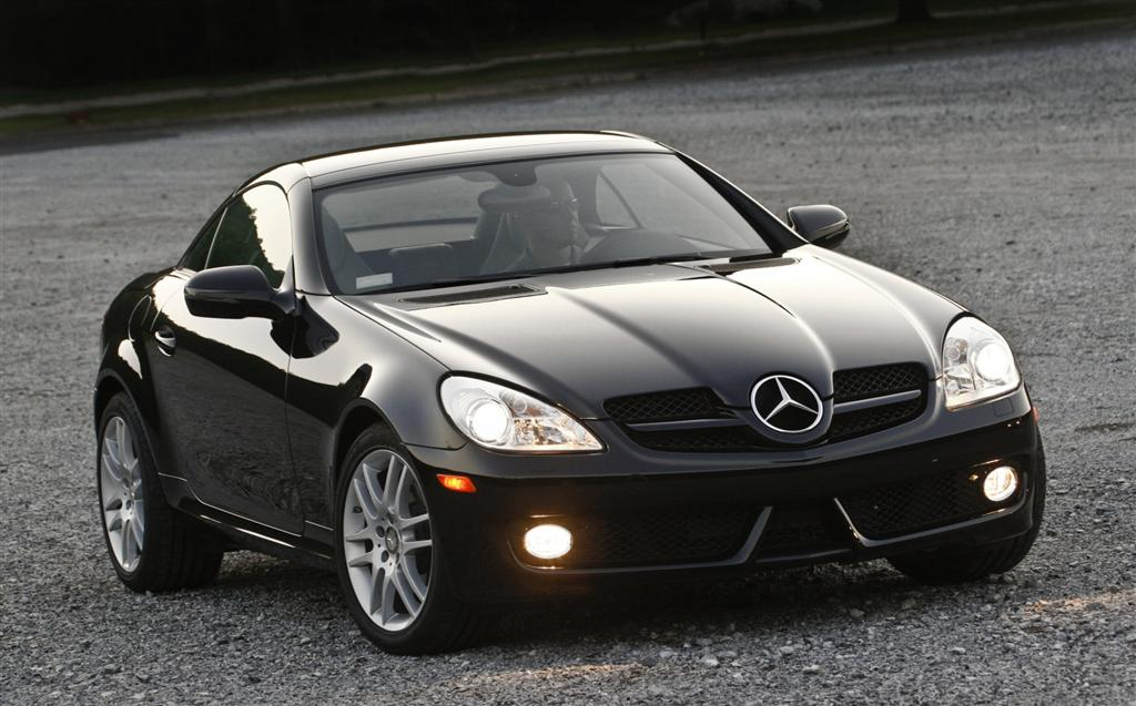 2010 mercedes benz slk class for Mercedes benz sl 2010