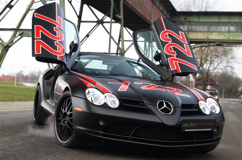 2011 Edo Competition SLR SLR Black Arrow