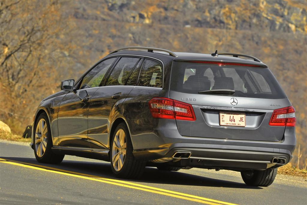 Auction results and data for 2011 mercedes benz e class for Mercedes benz e class wagon for sale