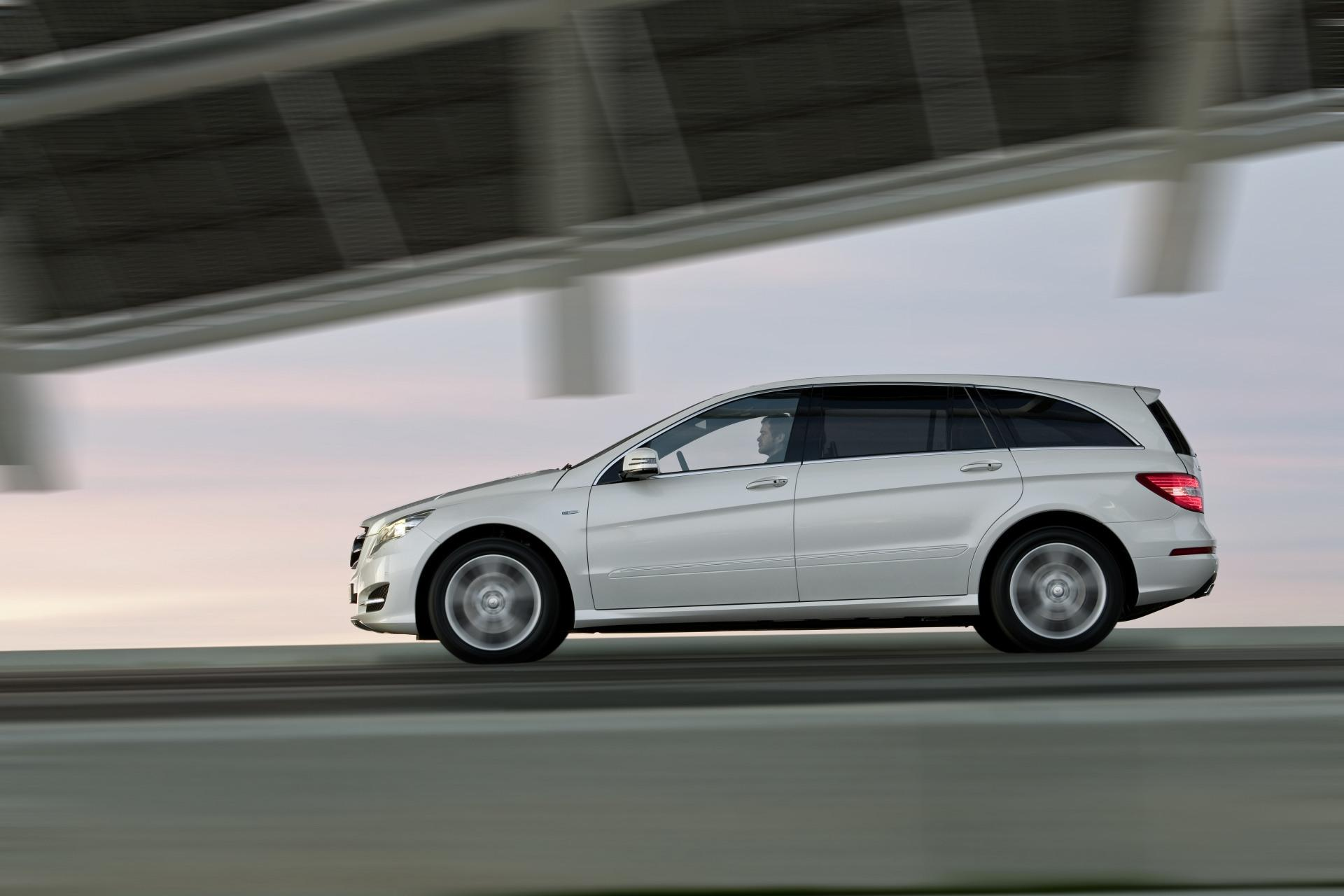 2011 Mercedes Benz R Class Technical Specifications And