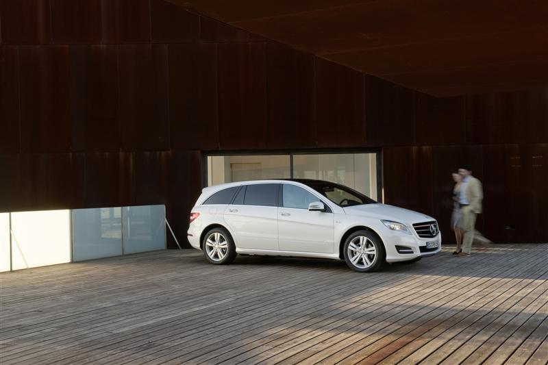 2012 Mercedes-Benz R-Class thumbnail image