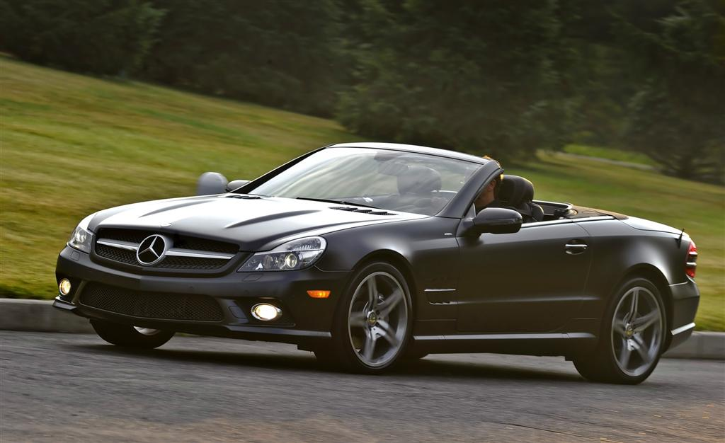 2011 mercedes benz sl class for Mercedes benz 2011