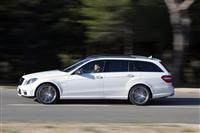 2012 Mercedes-Benz E63 AMG Wagon image.