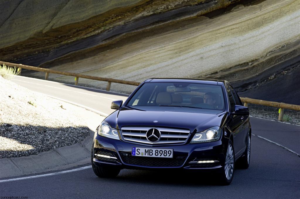 one - Mercedes Benz C63 Amg Black Series Wallpaper