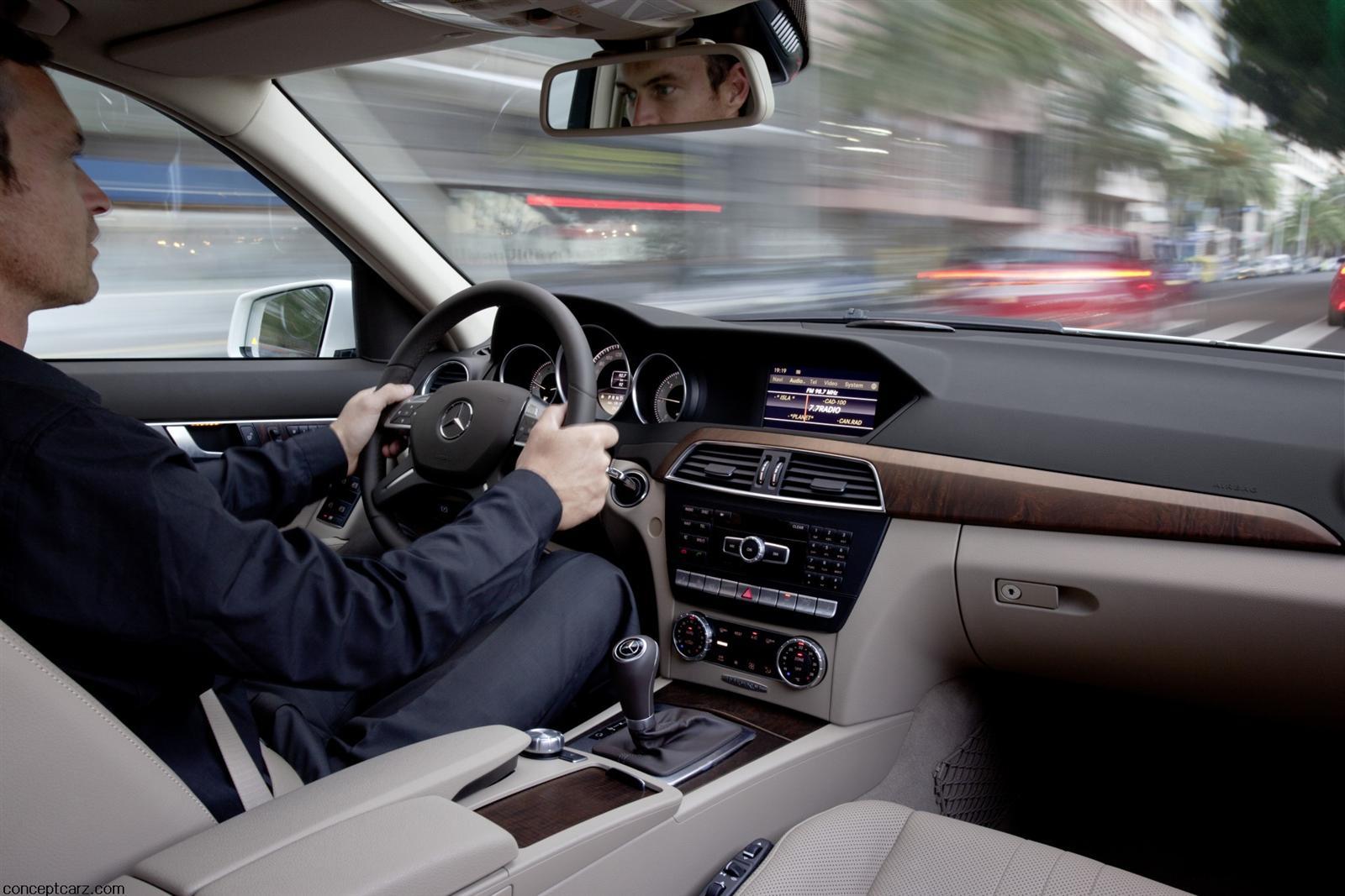 2012 Mercedes-Benz C-Class Image