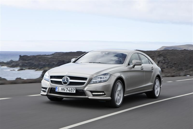 2014 Mercedes-Benz CLS 63 AMG S-Model thumbnail image