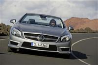 2012 Mercedes-Benz SL 63 AMG image.