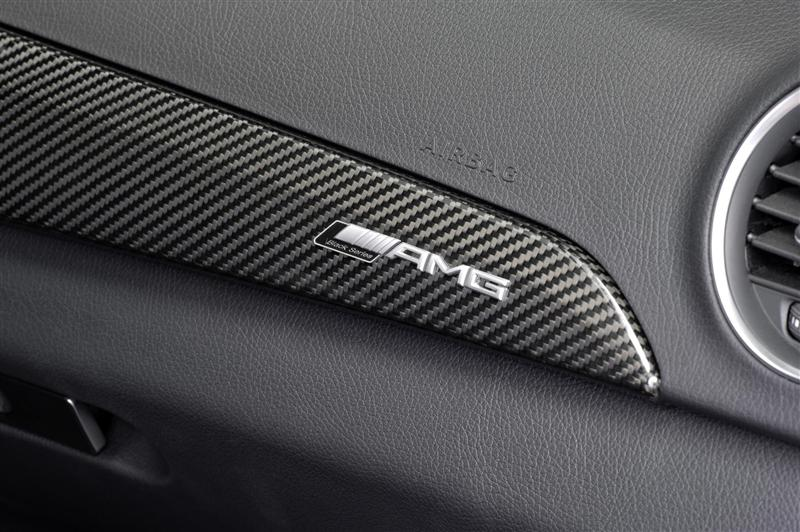 2012 Mercedes-Benz C63 AMG Coupe Black Series