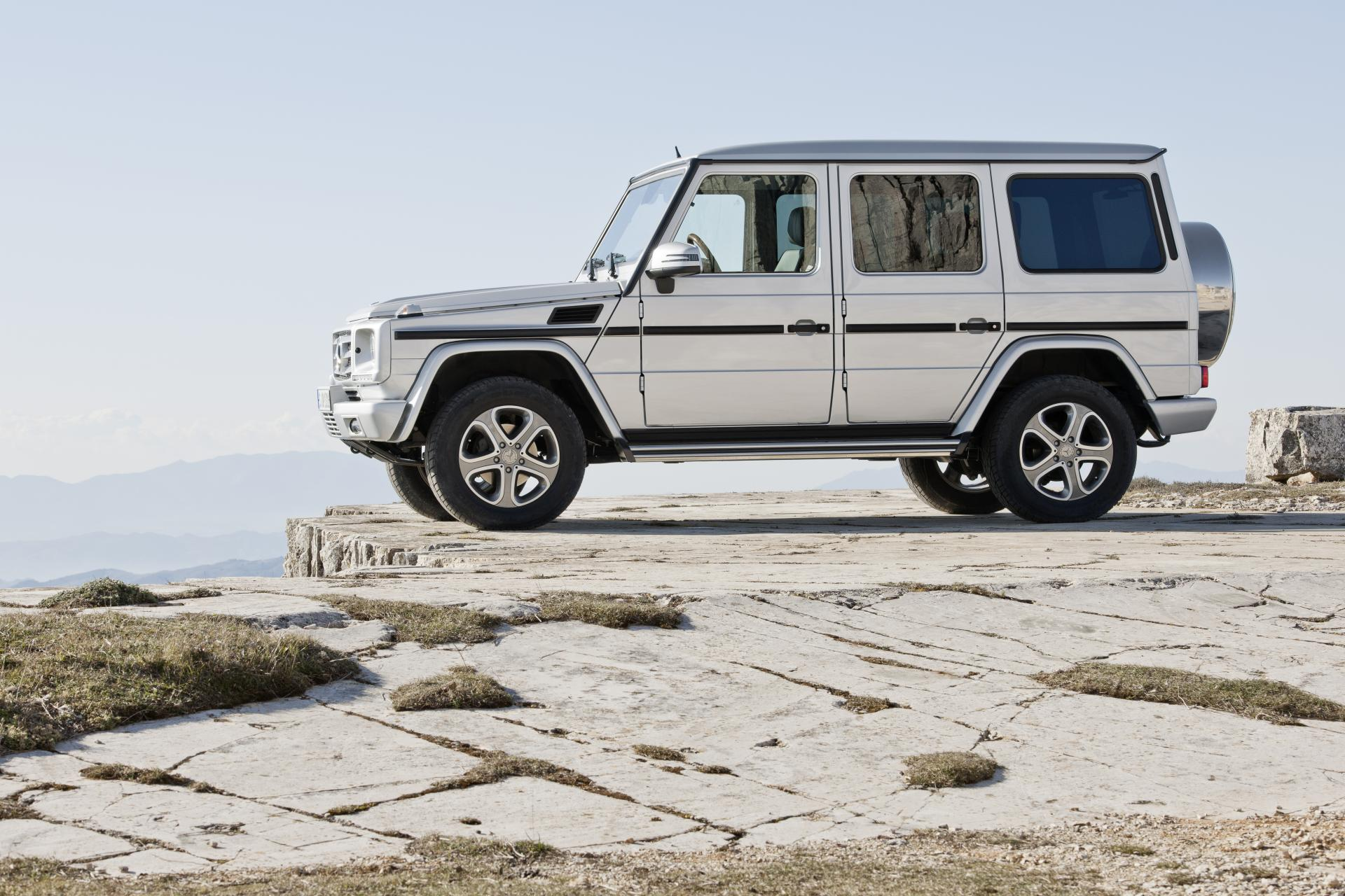 2013 mercedes benz g class for Mercedes benz g500
