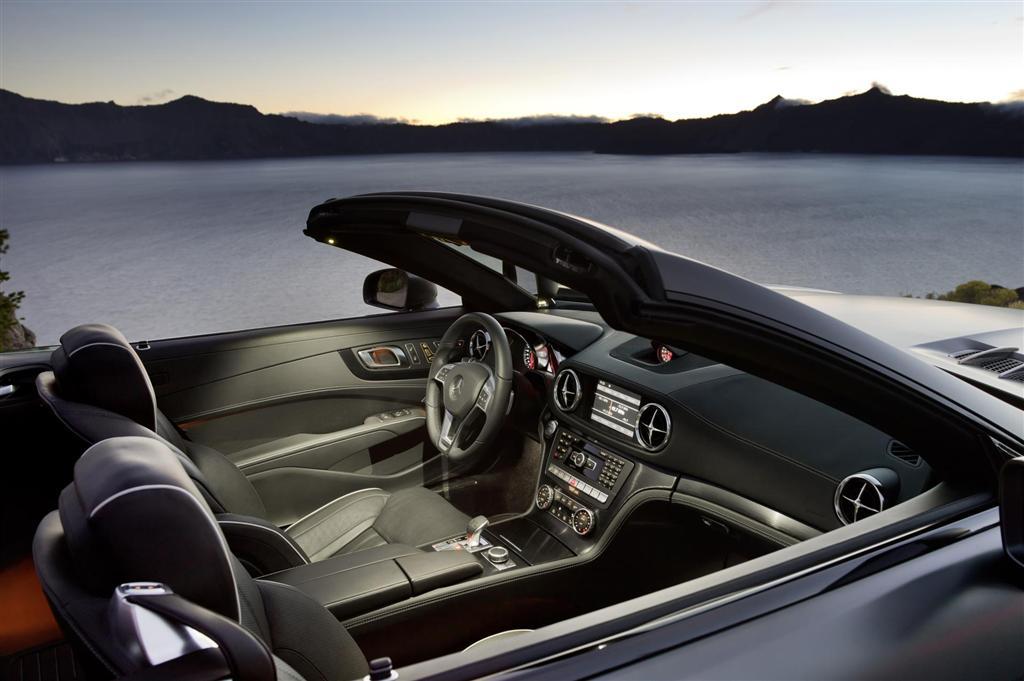 2013 MercedesBenz SLClass  conceptcarzcom