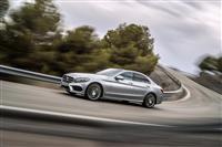 Mercedes-Benz C-Class Monthly Sales