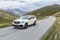 Mercedes-Benz GLS Class Monthly Sales