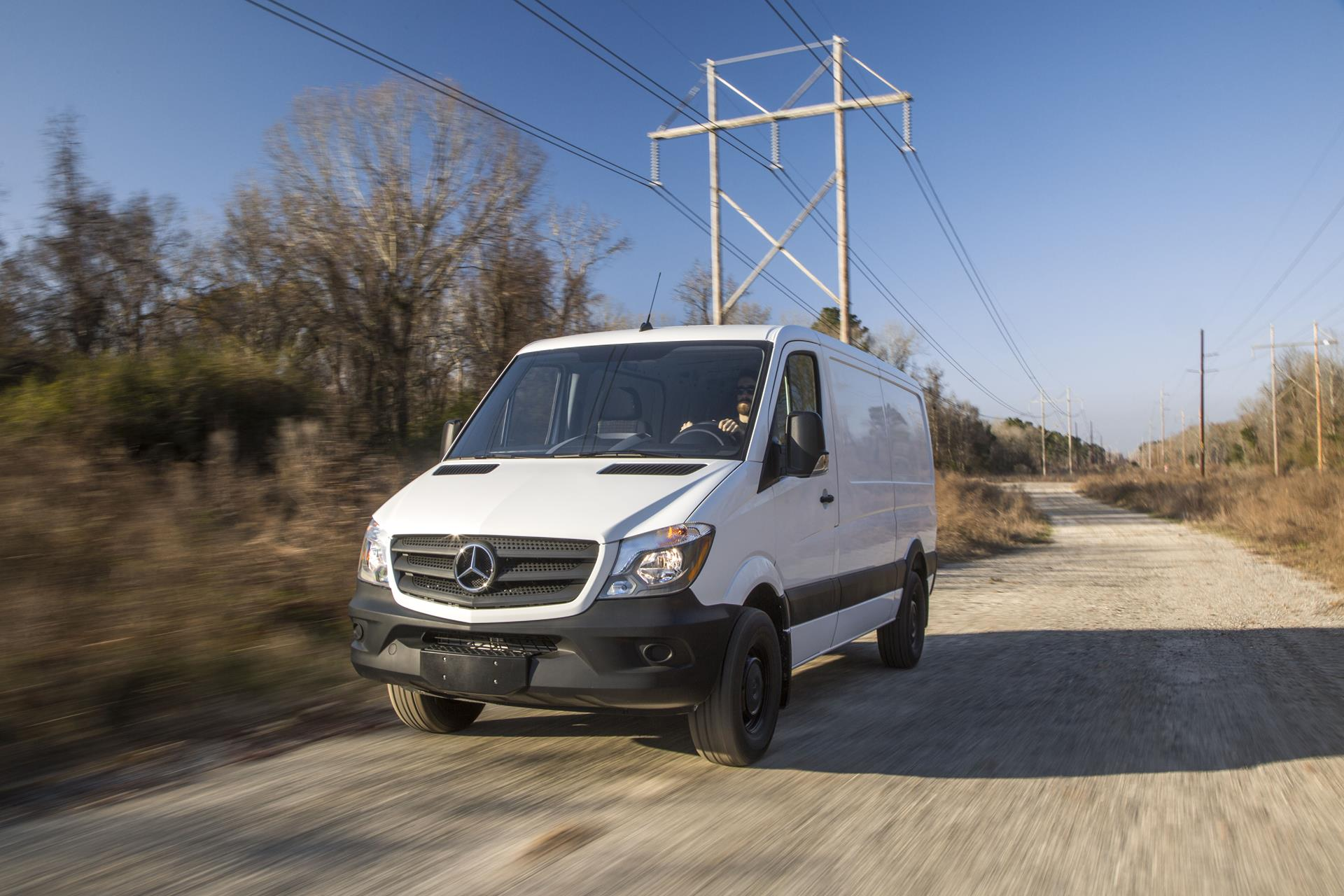 2016 mercedes benz sprinter for Sprinter mercedes benz 2016