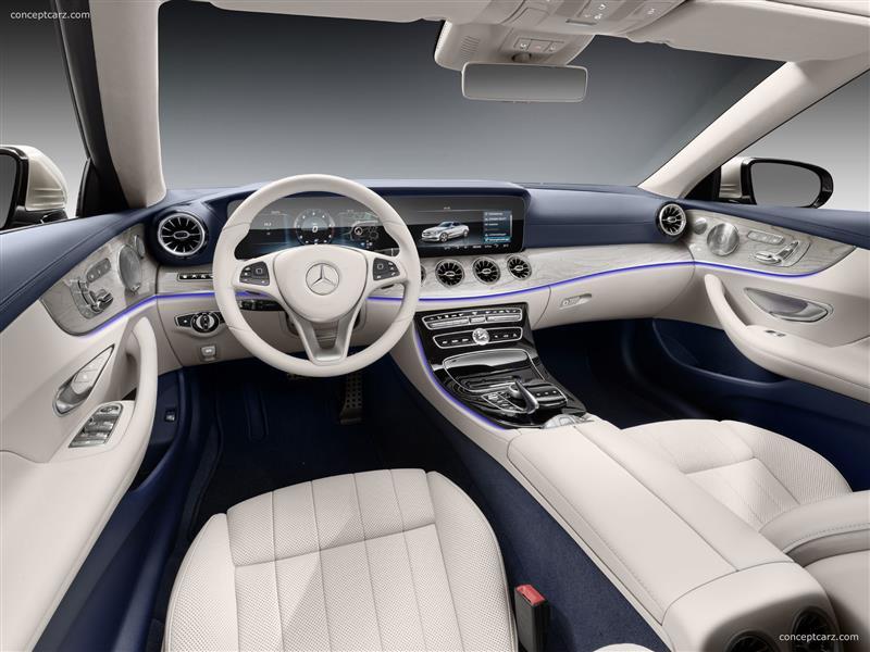 2017 Mercedes-Benz E-Class Cabriolet Image