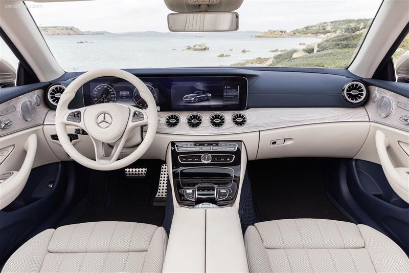 2017 Mercedes-Benz E-Class Cabriolet