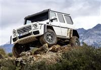 Mercedes-Benz G-Class Monthly Sales