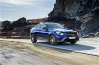 2017 Mercedes-Benz GLC image.