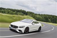 2018 Mercedes-Benz AMG S-Class image.